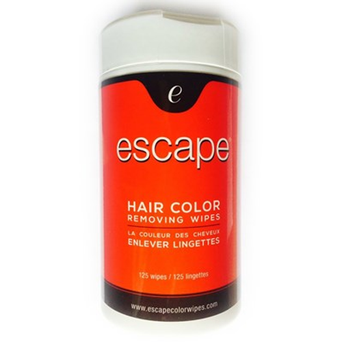 Escape Hair Color Removing 125 Wipes