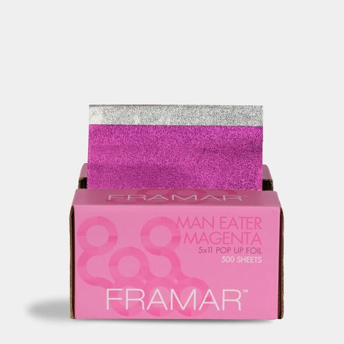 Framar Man Eater Magenta 5x11 - 500 Sheets