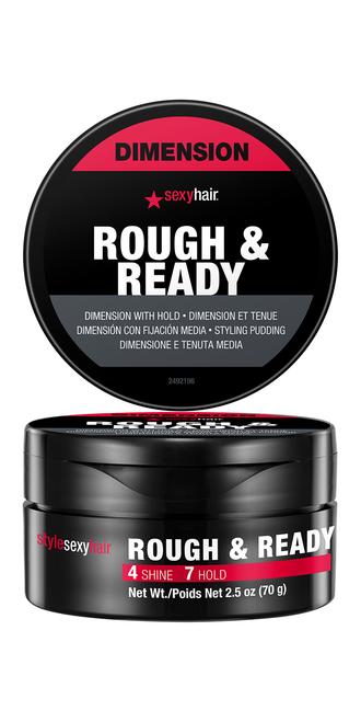 21 SySH Rough & Ready 2.5oz