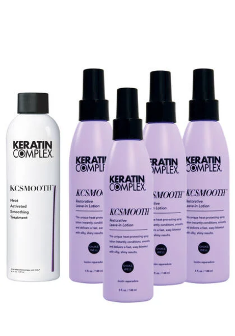 Keratin Complex KCSMOOTH 4oz Heat Activated Smoothing System