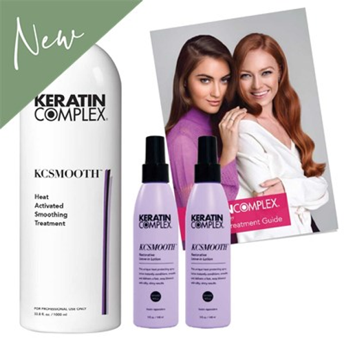 Keratin Complex KCSMOOTH 33.8oz Heat Activated Smoothing System