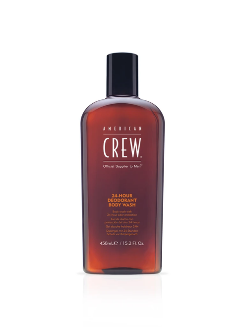 American Crew 24 HOUR DEODORANT BODY WASH 15.2oz / 450ml