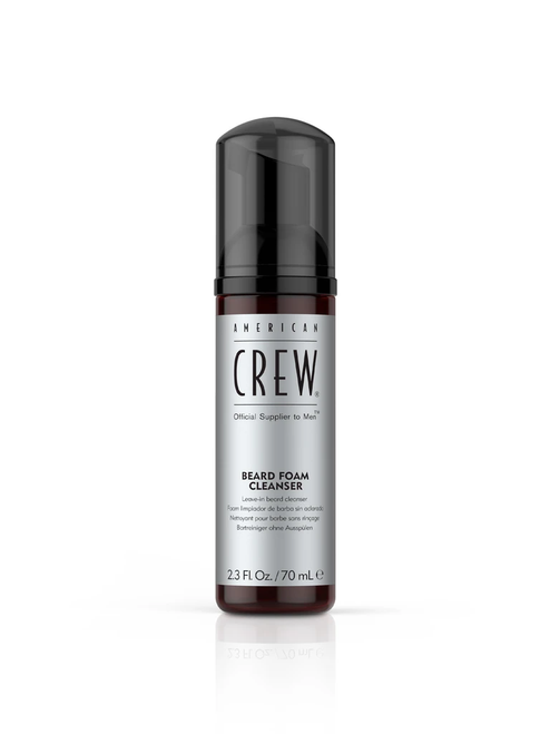 American Crew BEARD FOAM CLEANSER 2.3oz / 70ml