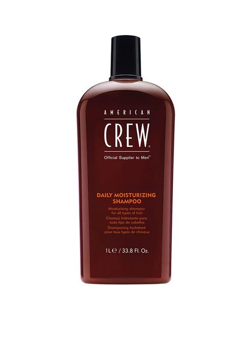 American Crew Daily Moist Shampoo 33.8oz/1000m