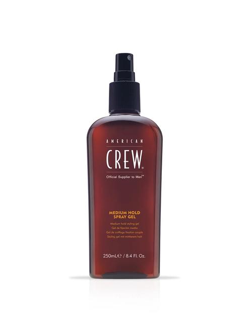 American Crew Medium Hold Spray Gel 8.45oz/250ml