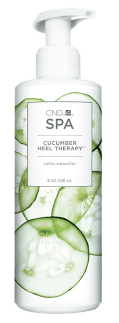 Cnd Cucumber Heel Therapy Callus Smoother 8oz