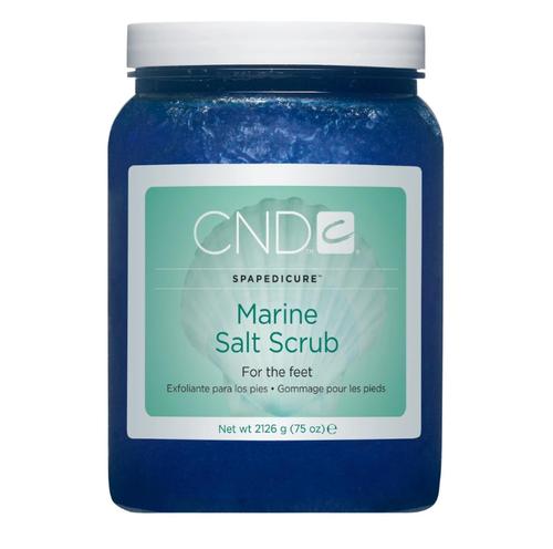 Cnd Spa Marine Salt Scrub 75oz