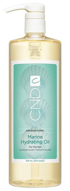 Cnd Spa Marine Hydrating Oil 33oz