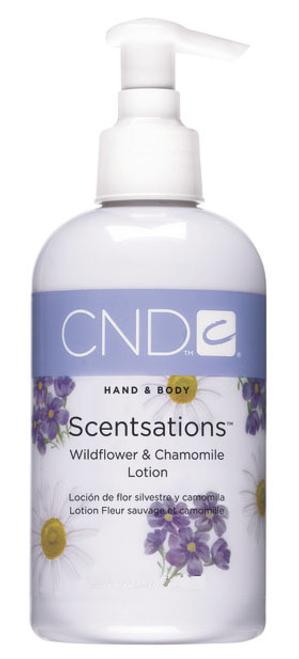 Cnd Scent Wildflower & Cham Ltn 8.3oz