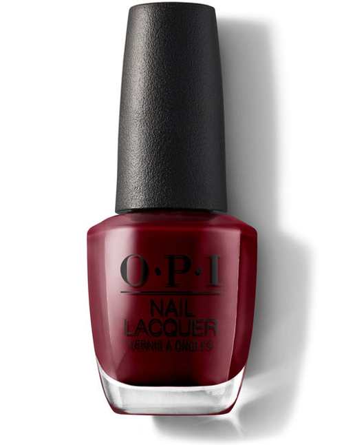 OPI LACQUER Got the Blues for Red