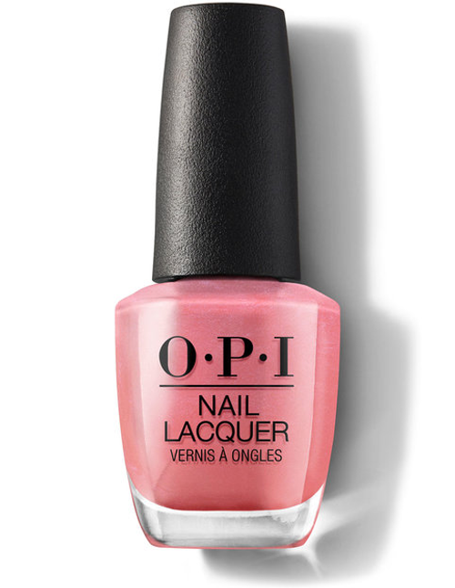 OPI LACQUER Hawaiian Orchid