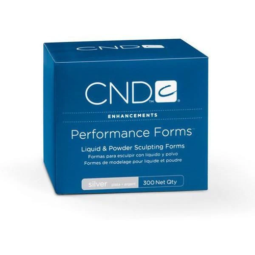 Cnd Performance Forms Silver 300ct