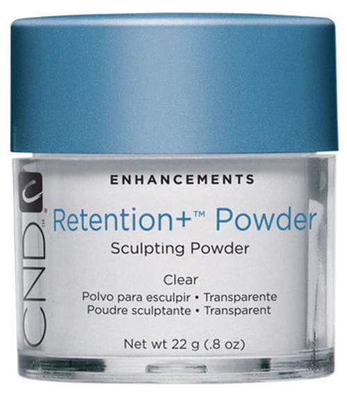 Cnd Ret+ Powder Clear 0.8oz