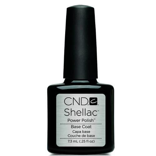 Cnd Shellac Base Coat 0.25oz
