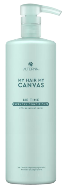 My Hair My Canvas ME TIME EVERYDAY 16.5OZ CONDITIONER