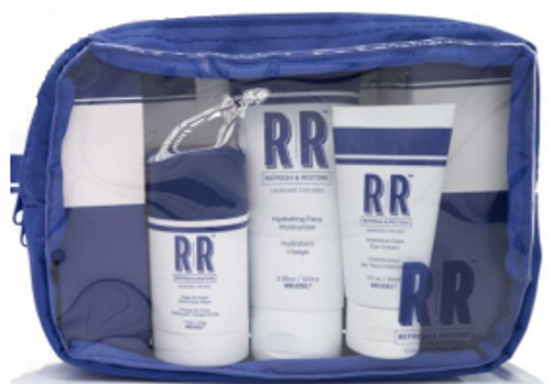 Reuzel R&R Skin Care Bag (1 of each skin item)