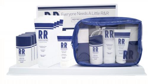 Reuzel R&R Skin Care Intro