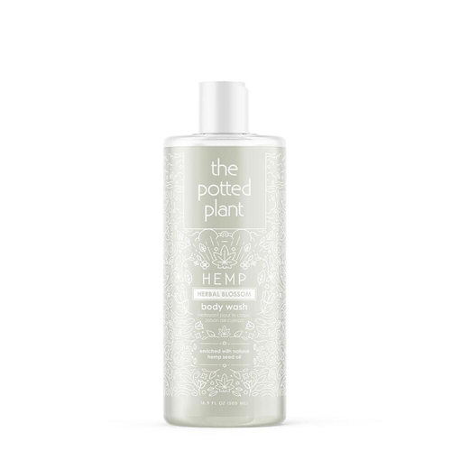 The Potted Plant Herbal Blossom Body Wash 16.5oz