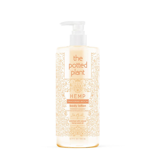 The Potted Plant Tangerine Mochi Body Lotion 16.5oz