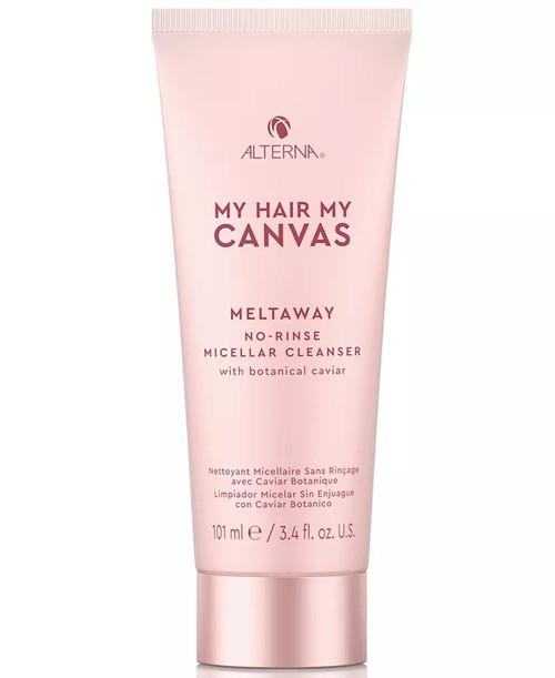 My Hair My Canvas MeltAway No-Rinse Micellar Cleanser 3.4oz