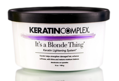 Keratin Complex It's a Blonde Thing 16oz Bleach