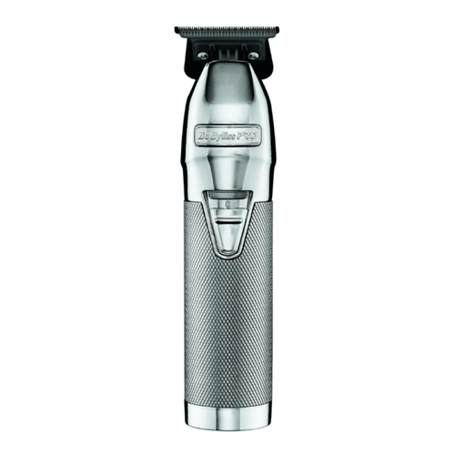 BabylissPRO Silver FX Outlining Metal Lithium Trimmer