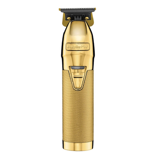 BabylissPro Gold FX Outlining Metal Lithium Trimmer