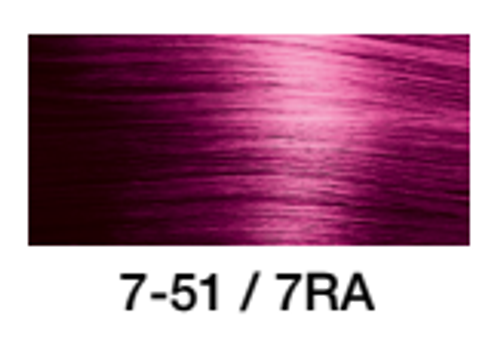 Oligo Calura Gloss 7RA/7-51 Rasberry Limited Seasonal Shades