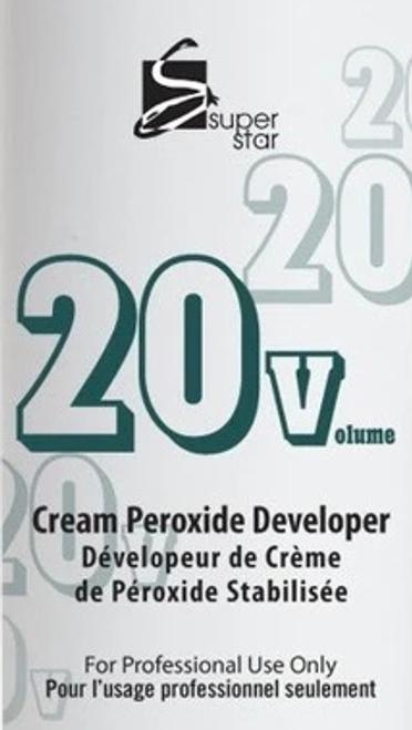 Super Star Gallon 20 Volume Cream Peroxide Developer