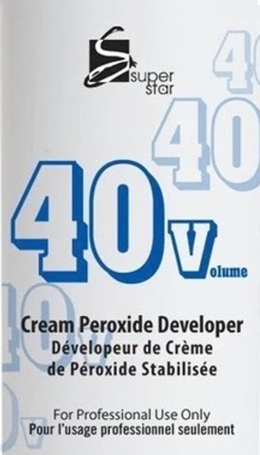 Super Star Gallon 40 Volume Cream Peroxide Developer