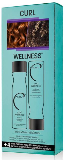 Malibu Curl Wellness Collection