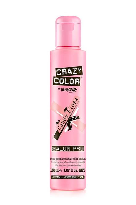 Crazy Color Candy Floss #65 5.07oz/150mL