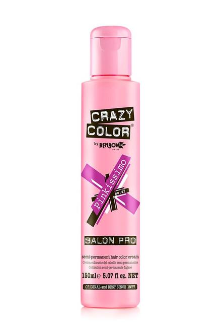 Crazy Color Pinkissimo #42 5.07oz/150ml