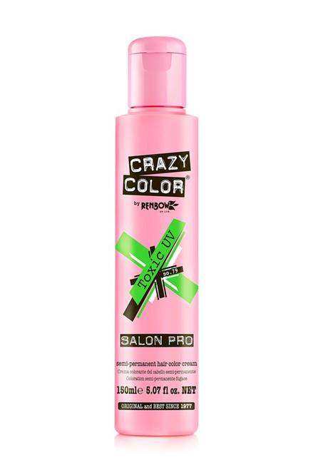 Crazy Color Toxic UV #79 5.07oz/150ml