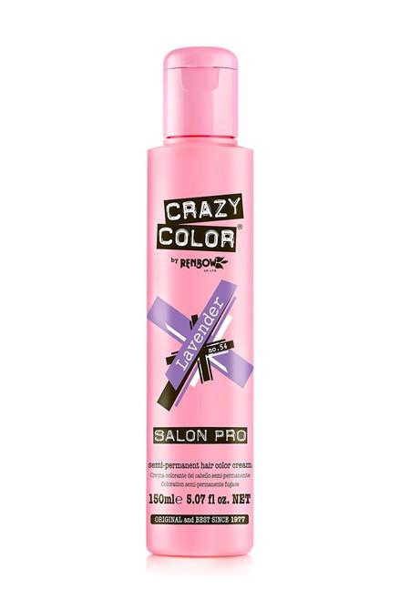 Crazy Color Lavender #54 5.07oz/150ml