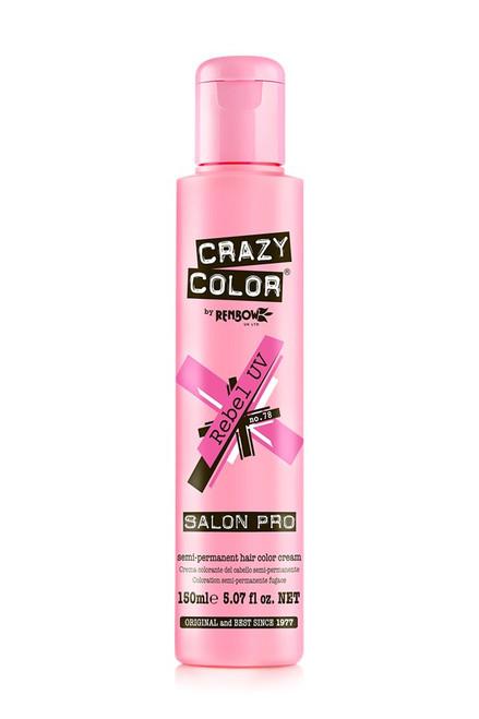 Crazy Color Rebel UV #78 5.07oz/150ml