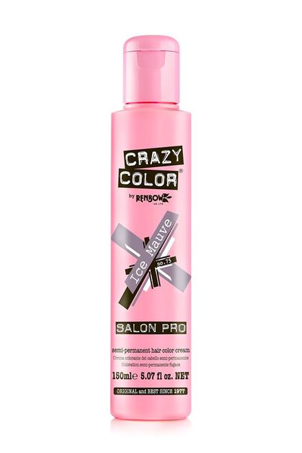 Crazy Color Ice Mauve #75 5.07oz/150ml