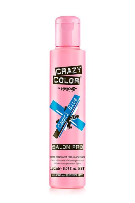 Crazy Color Capri Blue #44 5.07oz/150ml