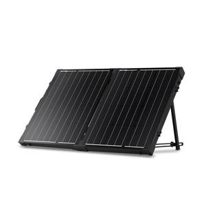 Maleta Solar Monocristalina Plegable 100W 12V
