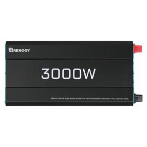 Inversor de Onda Sinusoidal Pura 3000W 12V