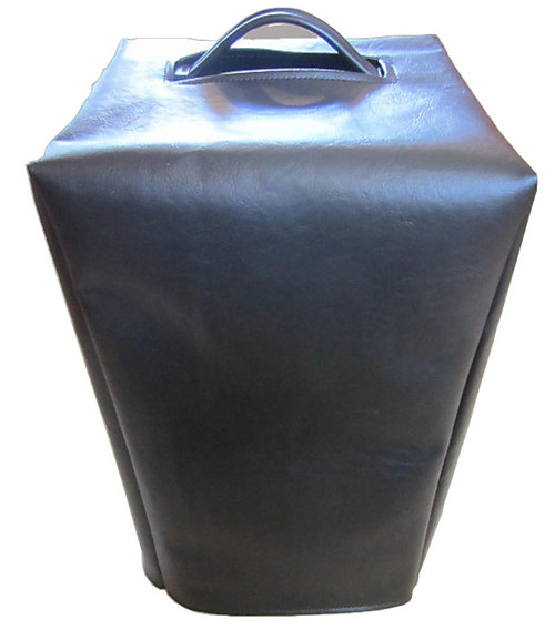 MARKBASS NEW YORK 122 NINJA 2X12 CABINET COVER - HANDLE SIDE UP FRONT VIEW