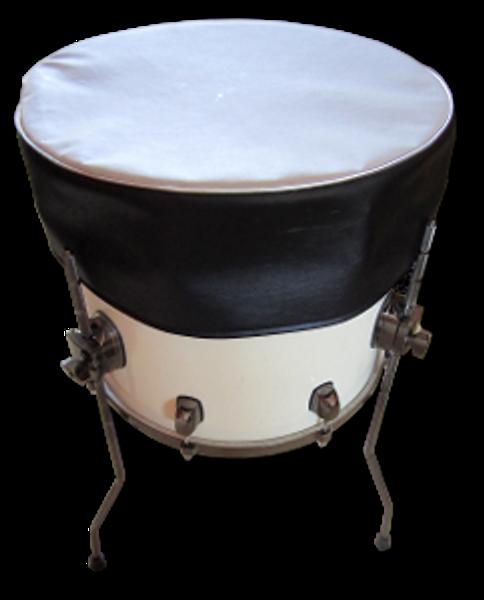 """12"""" drum head cover"""
