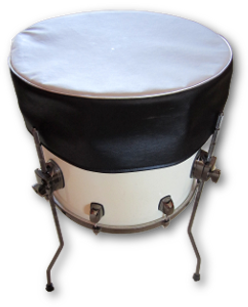 16 inch drum head cover