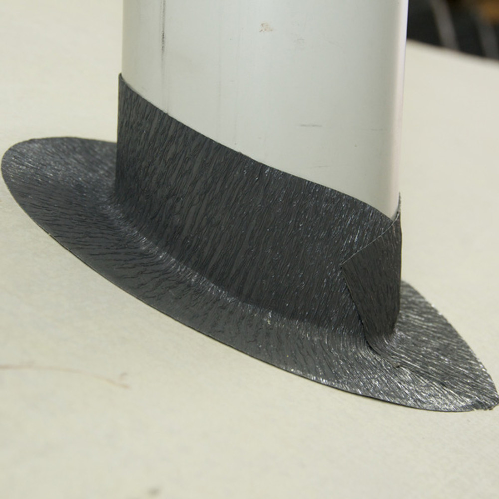 Smartform is perfect for penetration flashings.