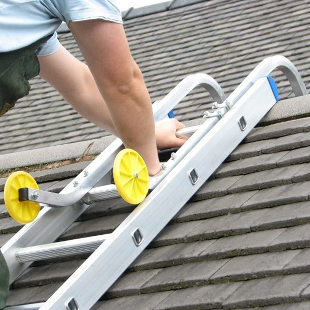 Ladder Roof Hooks have a high  maximum load of 150kg.