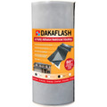 Dakaflash is fully adhesive reinforced flashing.