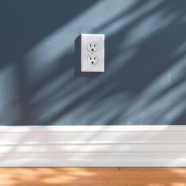 Wall Outlet Hidden Camera