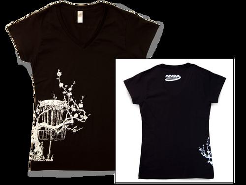 Ladies Flower T-Shirt
