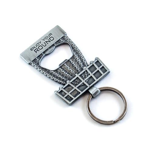 DISCatcher Bottle Opener Keychain