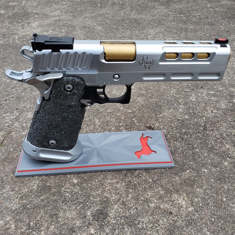 AT3D Display Stand for Single stack Pistol